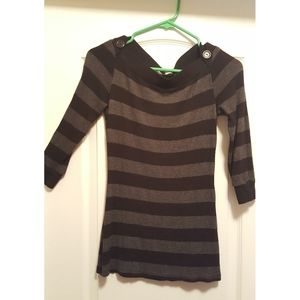 Charlotte Russe Fitted Sweater